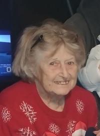 Joyce Jane Allen Parker  August 25 2019