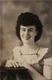Mena Faye Earhart Haughwout  February 24 1922  August 24 2019 (age 97)