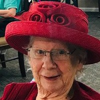 Peggy Peregoy Thurston  April 26 1931  August 20 2019