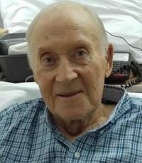 Albert Arthur Uncle Jack Harvey Jr  Tuesday August 27th 2019