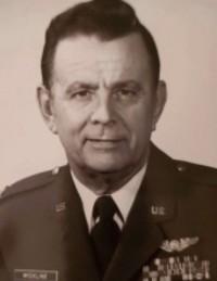 Col Harold W Wickline  February 3 1924