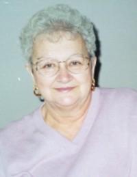 Doris Arlene Winters  September 23 1932