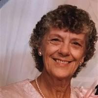 Jean Shirley Randall  August 26 2019