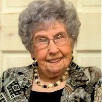 Lillian Bernard LeBlanc  April 08 1917  August 27 2019