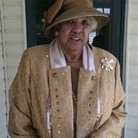 Lugenia Nash Hardy  April 26 1923  August 21 2019