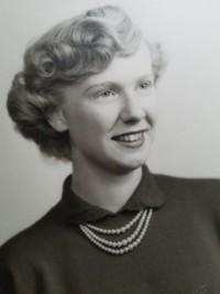 Ortrud Elsa Trudy Sharman  May 8 1935  August 24 2019 (age 84)