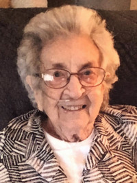 Thelma Grace Westfall Guthrie  May 22 1927  August 26 2019 (age 92)