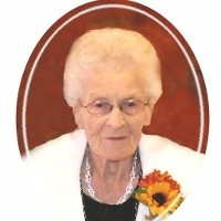 Clara  Sauer  August 07 1917  August 27 2019