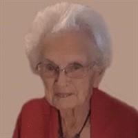 Dorothy Williamson  September 7 1921  August 28 2019