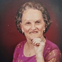 Mary A Baccus Anderson  December 17 1932  August 28 2019