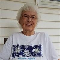 Mary Ann Springer  August 27 2019