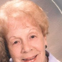 Jeannette G Gove  August 24 1931  August 27 2019