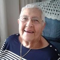 Ursula L Zannini Salerno  October 10 1924  August 24 2019