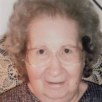 Ernestine Burdette Jollay  April 10 1927  August 30 2019