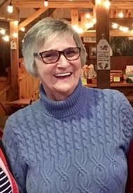 Ruth Ann Jones Vargo  April 16 1944  August 29 2019 (age 75)