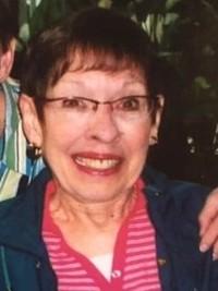 Shirley Sal A Hannam  1936  2019 (age 82)