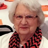 Nelma Lloyd Knight Wilson  November 11 1933  August 31 2019