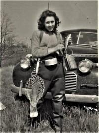 Elizabeth Sadie Hayward  September 01 1920  September 02 2019