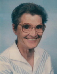Joyce Marie Jenn  July 15 1930