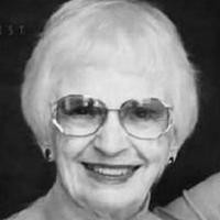 Mary Lathrop Peterson  August 26 1929  August 28 2019
