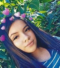 Natalie Melissa Castro Castro  Tuesday August 27th 2019