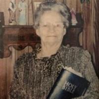 Lottie Pearline McWilliams  December 4 1923  September 12 2019