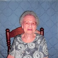 Martha Drunell Norwood  January 7 1926  September 12 2019