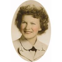 Marjorie Elizabeth Johnson  September 07 1918  September 13 2019