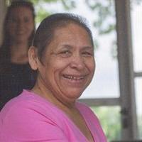 Guadalupe Lazcano  December 29 1949  September 15 2019