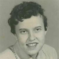 Mary Louise Bracher  January 19 1942  September 14 2019