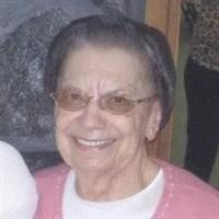 Anna L Rufener  May 20 1927  September 17 2019