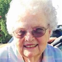 Betty Ruth Cox  October 12 1924  September 13 2019