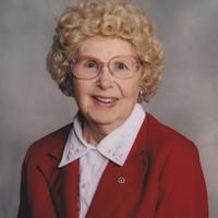 Dorothy J Crawford  June 7 1927  September 17 2019