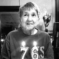 Patricia Ann Burghart  January 10 1943  September 17 2019