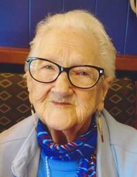 Marion K Miller  May 24 1922  September 20 2019