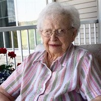 Joyce Annabel Carlson  September 16 1925  September 15 2019