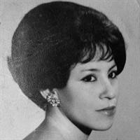 Maria Ofelia Castillo  September 10 1936  September 18 2019