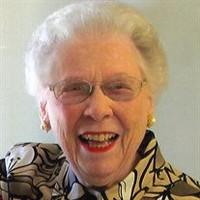 Betty Jo O'Brien Barker  October 29 1926  September 22 2019