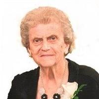Helen F Greener  October 9 1935  September 24 2019