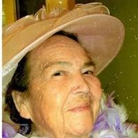 Edna Elizabeth Palmer  February 26 1930  September 25 2019