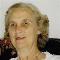 Martha Anne Robertson  November 15 1927  September 24 2019