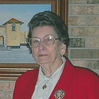 Mary Dee Williamson Green  June 06 1914  September 22 2019