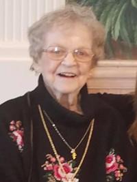 Anna Tkach Baran  July 10 1930  September 24 2019 (age 89)