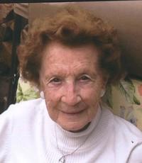 Anne E Berube Bouffard  August 1 1922  September 26 2019 (age 97)