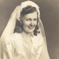 Jeanette Murray Rees  August 17 1926  September 25 2019