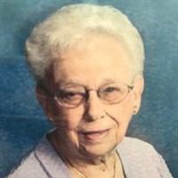 Margaret Shinn Adams  March 17 1925  September 26 2019