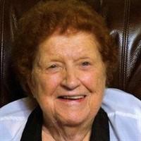 Margie Bramlett  September 23 1925  September 25 2019