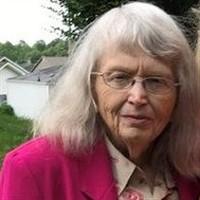 Mary Elizabeth McLeod  October 11 1944  September 25 2019