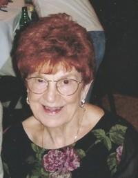 RUTH HAMILA KLEMENCIC  December 23 1922  September 27 2019 (age 96)
