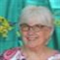 Sandra Brager  August 15 1946  September 25 2019